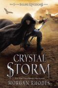 Title: Crystal Storm (Falling Kingdoms Series #5), Author: Morgan Rhodes