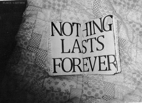 Nothing Lasts Forever Quote Quote Number 626086 Picture Quotes