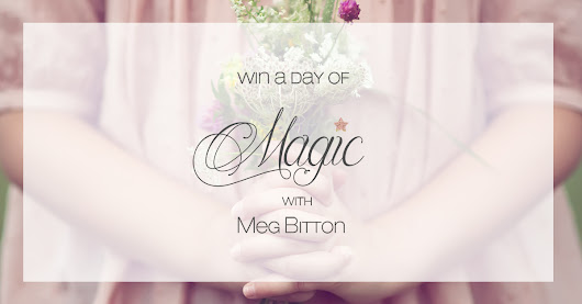 Photographers: Win a Day with Meg Bitton