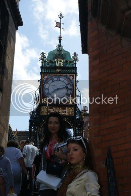 Torre-del-reloj-de-Chester
