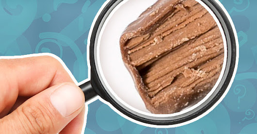 Can You Identify These Chocolates From An Extreme Close-Up?