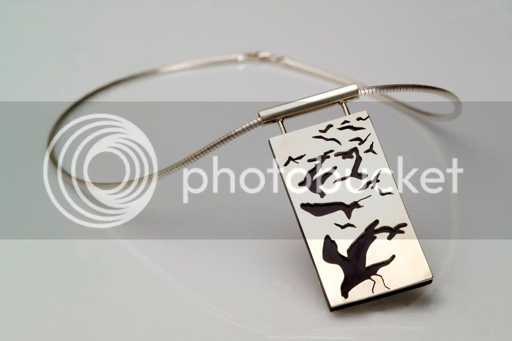 Birds Pendant