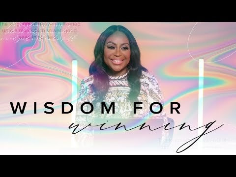 Wisdom for Winning [Thrive] Dr. Cindy Trimm