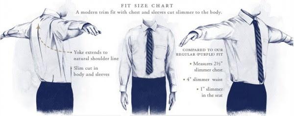 FIT - slim fit