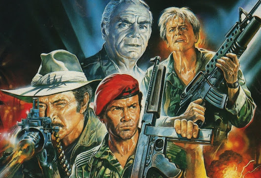 Welcome to the Jungle: Fun and Games in Antonio Margheriti's 1980s Mercenary Films