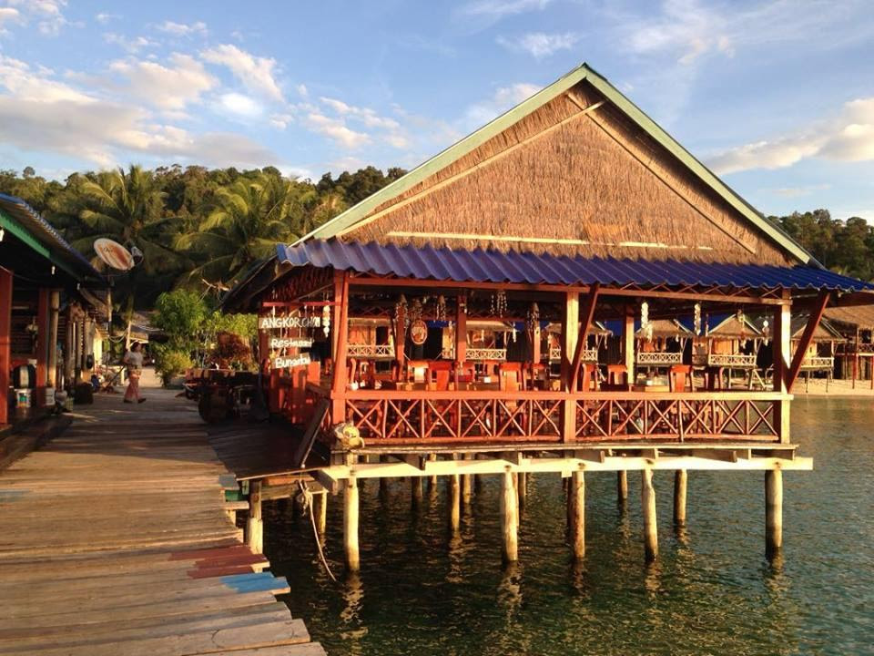 Angkor Chom Bungalows and Rooms Reviews