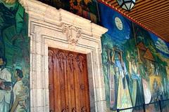 Zalce Mural, Morelia