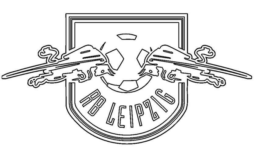 3 Luxury Ausmalbilder Fußball Rb Leipzig