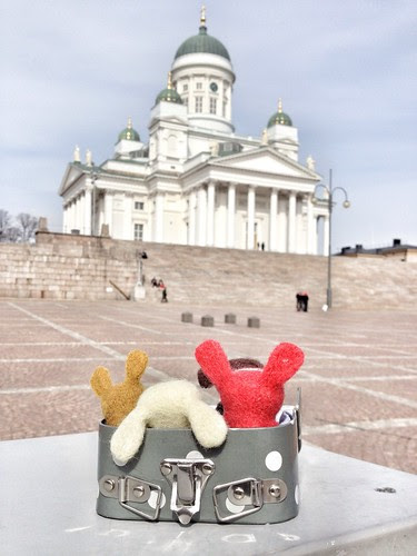 helsinki with bobbaloos