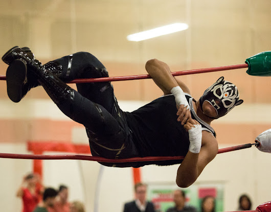 Bringing a little Lucha Libre behind the mask | Toronto Star