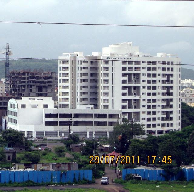 Pinnacle Brookside, Anshul Eva & Rohan Ishan in Bavdhan Budruk - Visit to Paranjape Schemes' Gloria Grace, 2 BHK & 3 BHK Flats, at Bavdhan, on Paud Road, Kothrud Annexe, Pune