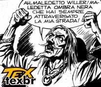O assustador Mefisto, em desenho de Galep