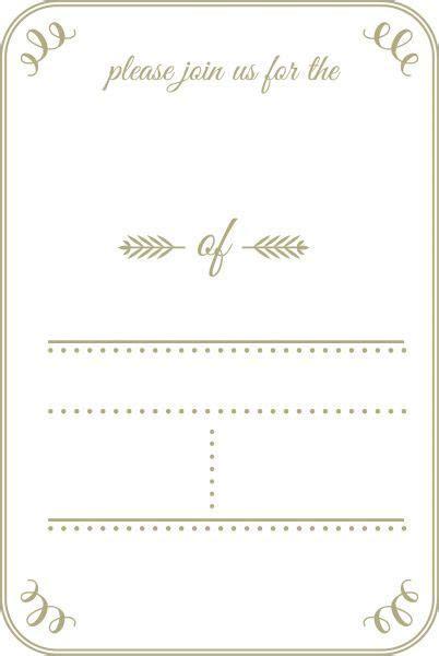 Please join us template #joinus #gold #invitation