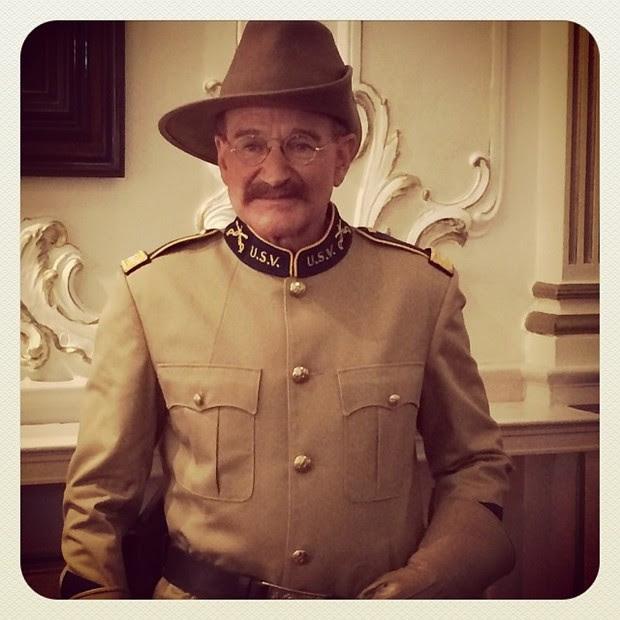 Robin Williams (Foto: Instagram / Reprodução)