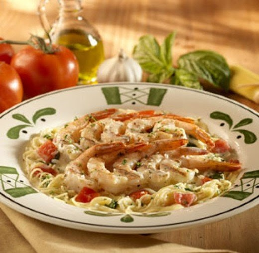 Olive garden copycat recipes grilled shrimp caprese for Home and garden recipes