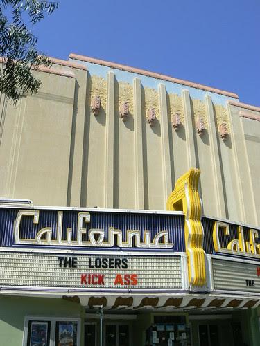 California Theatre, Berkeley