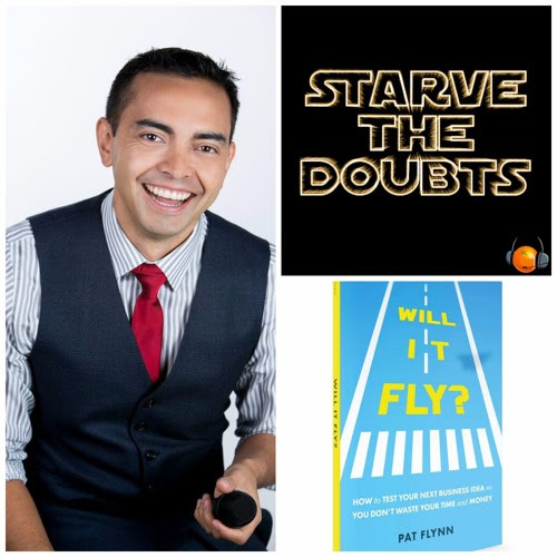 Starve Wars - Will it Fly? w/ @PatFlynn (@KimanziC @ChrisMurphyHub) #StarveTheDoubts by Jared Easley