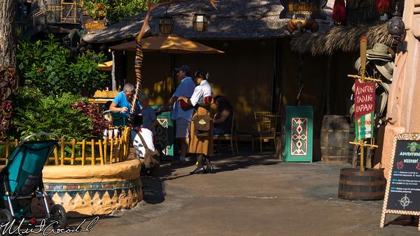 Disneyland Resort, Disneyland, Adventureland, Trading Company, JuJu