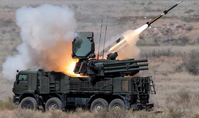 ВВС США втайне заполучили российский зенитный комплекс «Панцирь С-1»