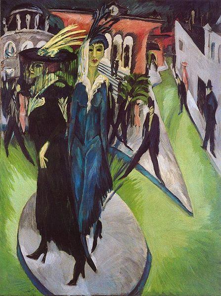 File:Ernst Ludwig Kirchner - Potsdamer Platz.jpg