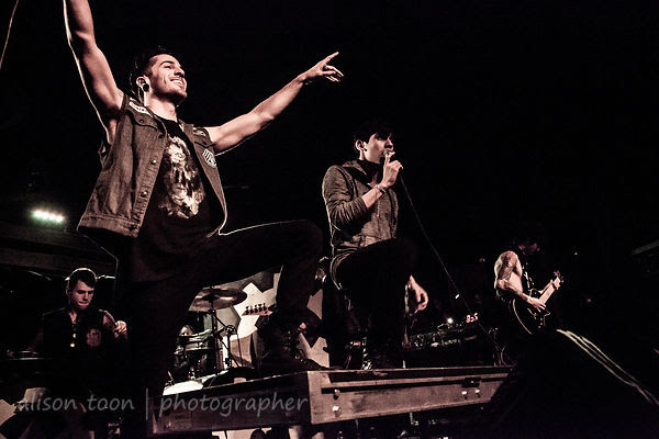 Crown The Empire, Sacramento