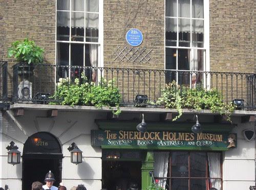 41-Sherlock Holmes museum