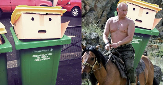 The amazing, magical adventures of Donald Trump the bin - The Poke