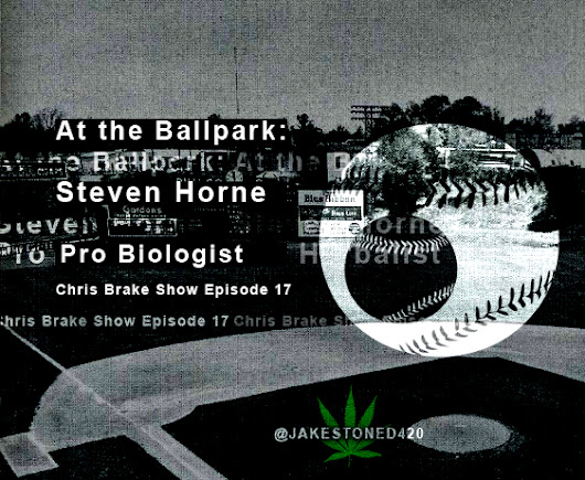 At The Ballpark with Steven Horne Pro Herbalist | CB170
