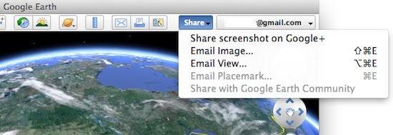 Screenshot from Google Earth 6.2