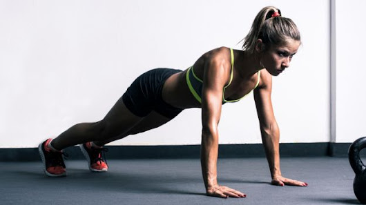 How to Do Push Ups: Ladies, Its Time to Get the Most Out of This Classic Exercise - NDTV Food