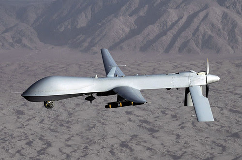 Central Intelligence Agency (CIA) unmaned drones have killed untoll numbers of civilians in Pakistan. The United States imperialists have stepped-up their agressive assaults on the people of central and south Asia in the quest to conquer Afghanistan. by Pan-African News Wire File Photos