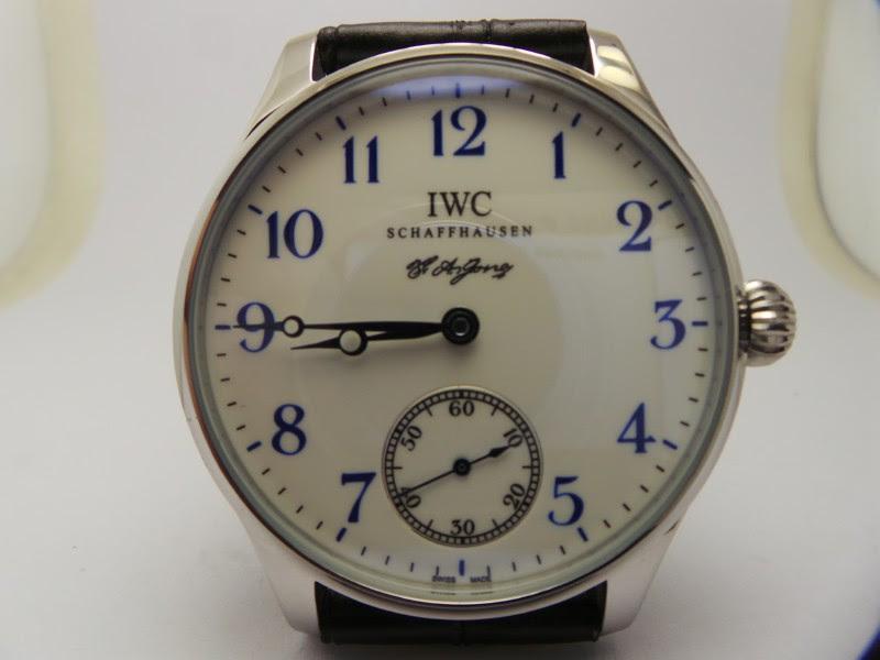 IWC FA Jones Replica