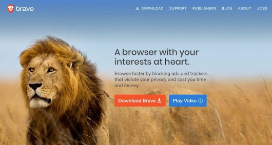 Browse Fast And Ad-Free With Brave | everywhs.com