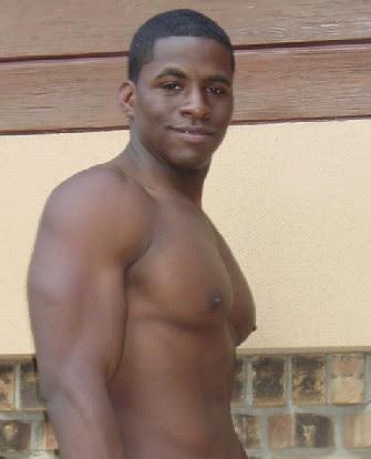 Lamorris Sellers Black Male Fitness Model