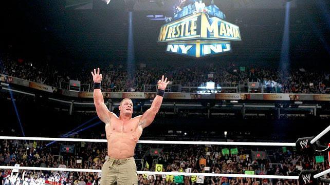 John Cena faworytem do wygrania Royal Rumble Matchu?