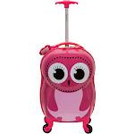 Rockland My First Luggage Owl