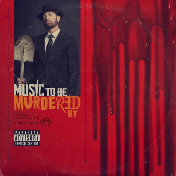 ALBUM: Eminem - Music To Be Murdered By (2020)