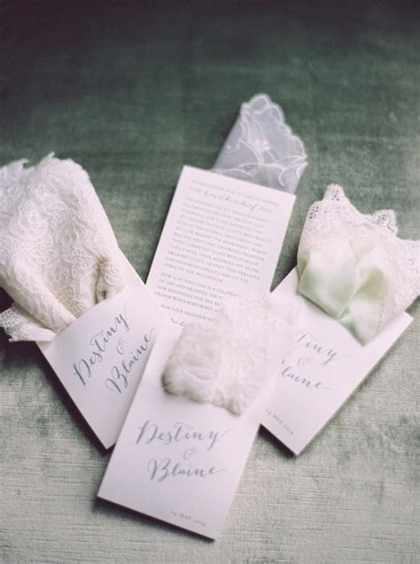 Handkerchief Wedding Favors   Elizabeth Anne Designs: The