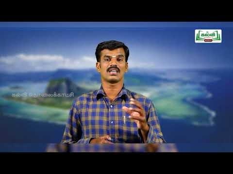 5th Social Science Bridge Course உலகெல்லாம் தமிழர்கள் நாள் 5, 6 Kalvi TV
