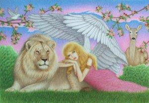 archangel_ariel_by_winry7405-d5s3wdo