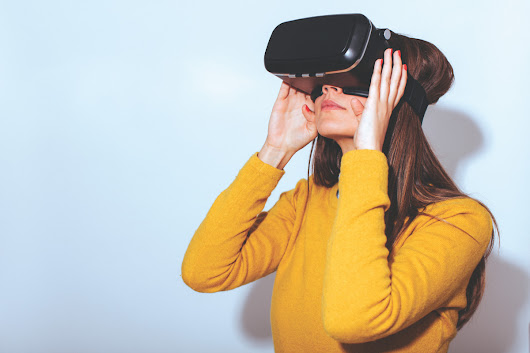 How Virtual Reality Can Treat Chronic Pain - Pacific Standard