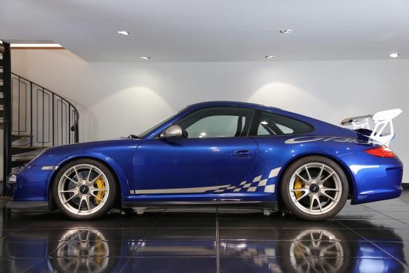 Sales Spotlight Porsche 997 Gt3 Rs 38 Total 911