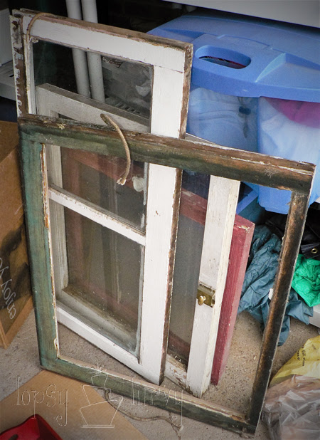 Antique Window Turned Into A Table Ashlee Marie Real Fun With