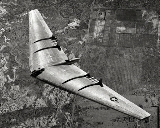 Flying Wing: 1948