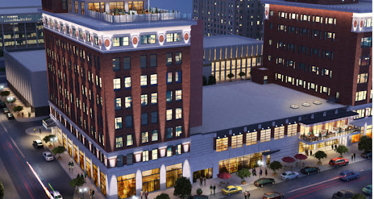 The Current Iowa to Open Art-Inspired Hotel in Davenport