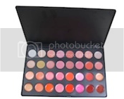 Color Eyeshadow Palette