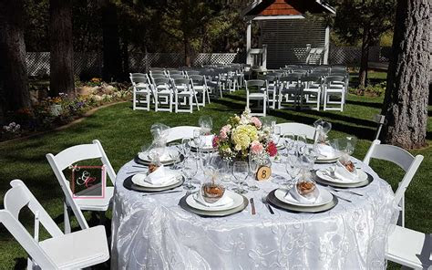 big bear weddings graystone catering