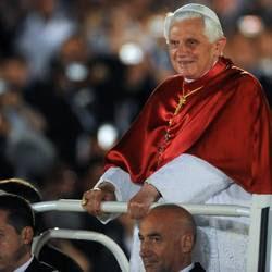 Paolo Gabriele con il Papa
