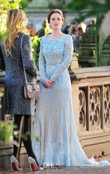 Discount DIY Blair Waldorf In Elie Saab For Her Wedding To