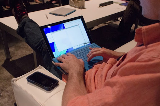 What Microsoft gets wrong about the tablet-laptop redundancy